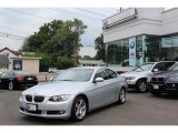 2008 Titanium Silver Metallic BMW 3 Series 328xi Coupe #52724561