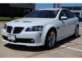 2009 White Hot Pontiac G8 Sedan #52725056