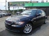 2006 Jet Black BMW 3 Series 330xi Sedan #52724813
