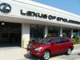 2009 Matador Red Mica Lexus RX 350 AWD #52724817