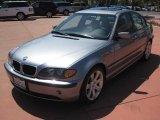 2003 Steel Grey Metallic BMW 3 Series 325i Sedan #52724583