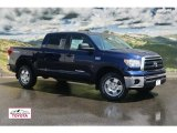 2011 Nautical Blue Toyota Tundra TRD CrewMax 4x4 #52724403