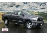2011 Magnetic Gray Metallic Toyota Tundra TRD Double Cab 4x4 #52724404