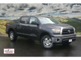 2011 Magnetic Gray Metallic Toyota Tundra TRD CrewMax 4x4 #52724405