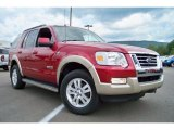 2008 Ford Explorer Redfire Metallic