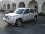 2007 Bright Silver Metallic Jeep Patriot Limited #5256269