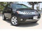 2006 Super Black Nissan Murano SL #52725127