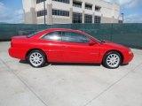 1999 Chrysler Sebring Indy Red