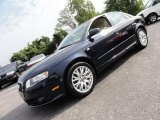 2008 Deep Sea Blue Pearl Effect Audi A4 2.0T quattro S-Line Sedan #52724449