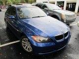 2007 Montego Blue Metallic BMW 3 Series 328i Sedan #52724460