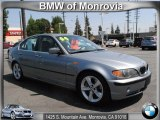 2004 Silver Grey Metallic BMW 3 Series 330i Sedan #52724883