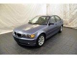 2004 Steel Blue Metallic BMW 3 Series 325i Sedan #52724485
