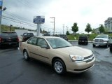 2005 Light Driftwood Metallic Chevrolet Malibu Sedan #52724700