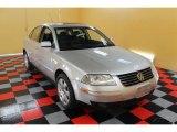 2003 Reflex Silver Metallic Volkswagen Passat GLX 4Motion Sedan #52725166