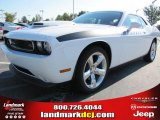 2011 Bright White Dodge Challenger R/T #52724732