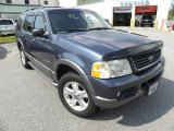 2002 Ford Explorer Medium Wedgewood Blue Metallic
