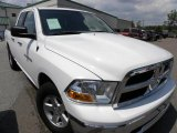 2011 Bright White Dodge Ram 1500 SLT Quad Cab #52724939