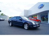 2008 Dark Blue Ink Metallic Ford Fusion SEL V6 #52724747