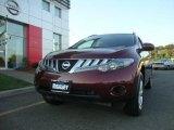 2009 Merlot Metallic Nissan Murano S AWD #52724964