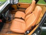 1978 Porsche 911 SC Targa Front Seat