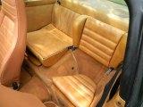 1978 Porsche 911 SC Targa Rear Seat
