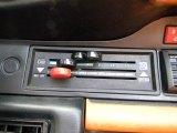 1978 Porsche 911 SC Targa Controls