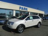 2010 White Platinum Tri-Coat Lincoln MKX AWD #52724768