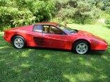 1985 Ferrari Testarossa Rosso Corsa (Racing Red)
