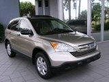 2008 Borrego Beige Metallic Honda CR-V EX #519958