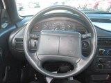1999 Chevrolet Cavalier Coupe Steering Wheel