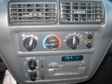 1999 Chevrolet Cavalier Coupe Controls