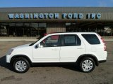 2006 Taffeta White Honda CR-V SE 4WD #52725016