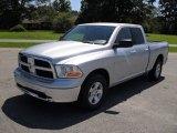 2011 Bright Silver Metallic Dodge Ram 1500 SLT Quad Cab #52809318