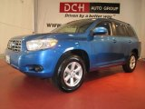 2008 Blue Streak Metallic Toyota Highlander 4WD #52809570
