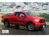 2011 Radiant Red Toyota Tundra TRD Rock Warrior Double Cab 4x4 #52816542