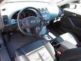 2012 Nissan Altima 2.5 SL Charcoal Interior