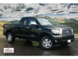 2011 Spruce Green Mica Toyota Tundra Limited Double Cab 4x4 #52816543