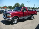 1995 Ford F150 XLT Regular Cab 4x4 Data, Info and Specs