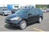 2011 Crystal Black Pearl Honda CR-V SE #52817500