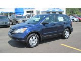 2011 Royal Blue Pearl Honda CR-V LX #52817501