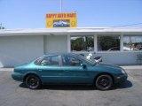 1997 Ford Taurus Light Pine Green Metallic