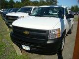 2011 Summit White Chevrolet Silverado 1500 Regular Cab #52816580