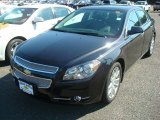 2012 Black Granite Metallic Chevrolet Malibu LTZ #52816587