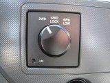 2008 Dodge Ram 1500 SLT Quad Cab 4x4 Controls