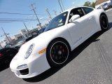 2012 Carrara White Porsche 911 Carrera GTS Coupe #52816600