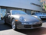 2008 Meteor Grey Metallic Porsche 911 Carrera S Coupe #52809148