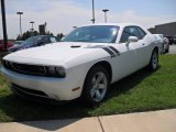 2011 Bright White Dodge Challenger R/T Plus #52818042
