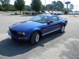 2009 Vista Blue Metallic Ford Mustang V6 Coupe #52809168