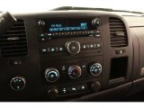 2009 GMC Sierra 2500HD SLE Extended Cab 4x4 Controls