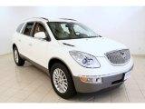 2010 White Opal Buick Enclave CXL #52809184